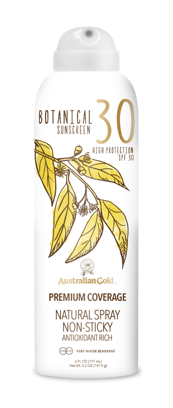 Australian Gold Botanical SPF 30 Continuous Spray 177ml