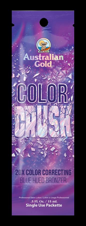 JAUNUMS! COLOR CRUSH 20x krāsu koriģējošais bronzeru maisījums