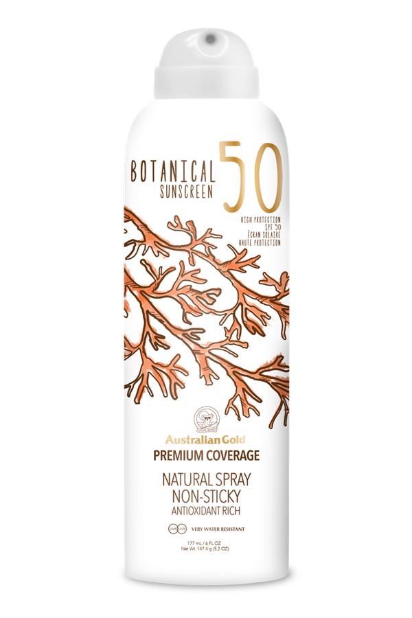 Australian Gold Botanical SPF 50 Continuous Spray 177ml