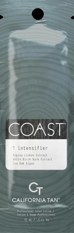 California Tan COAST Intensifier, tumša iedeguma veicinātājs