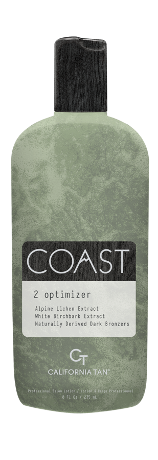 Coast™ Optimizer Step 2 iedeguma krēms ar tumšiem DHA bronzeriem