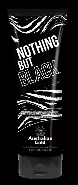 JAUNUMS! NOTHING BUT BLACK Extreme Ultra Dark iedeguma krēms