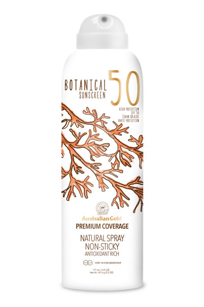 Australian Gold Botanical SPF 50 Continuous Spray 177ml