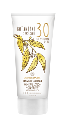 Australian Gold Botanical SPF 30 losjons 147ml