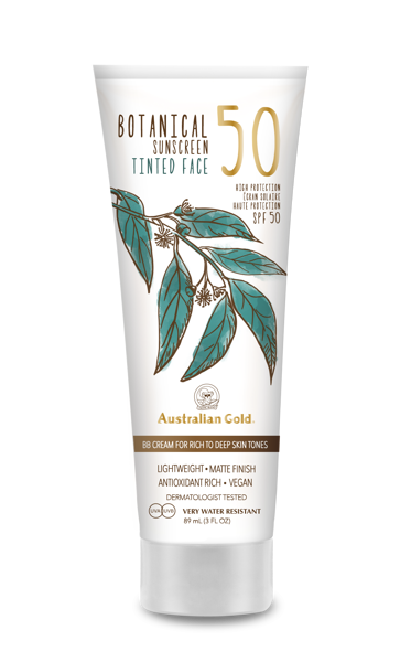 Australian Gold Botanical SPF 50 BB krēms 89ml
