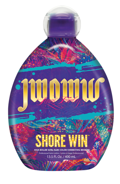JAUNUMS! JWOWW SHORE WIN High Roller Ultra Dark Color Correcting Bronzer